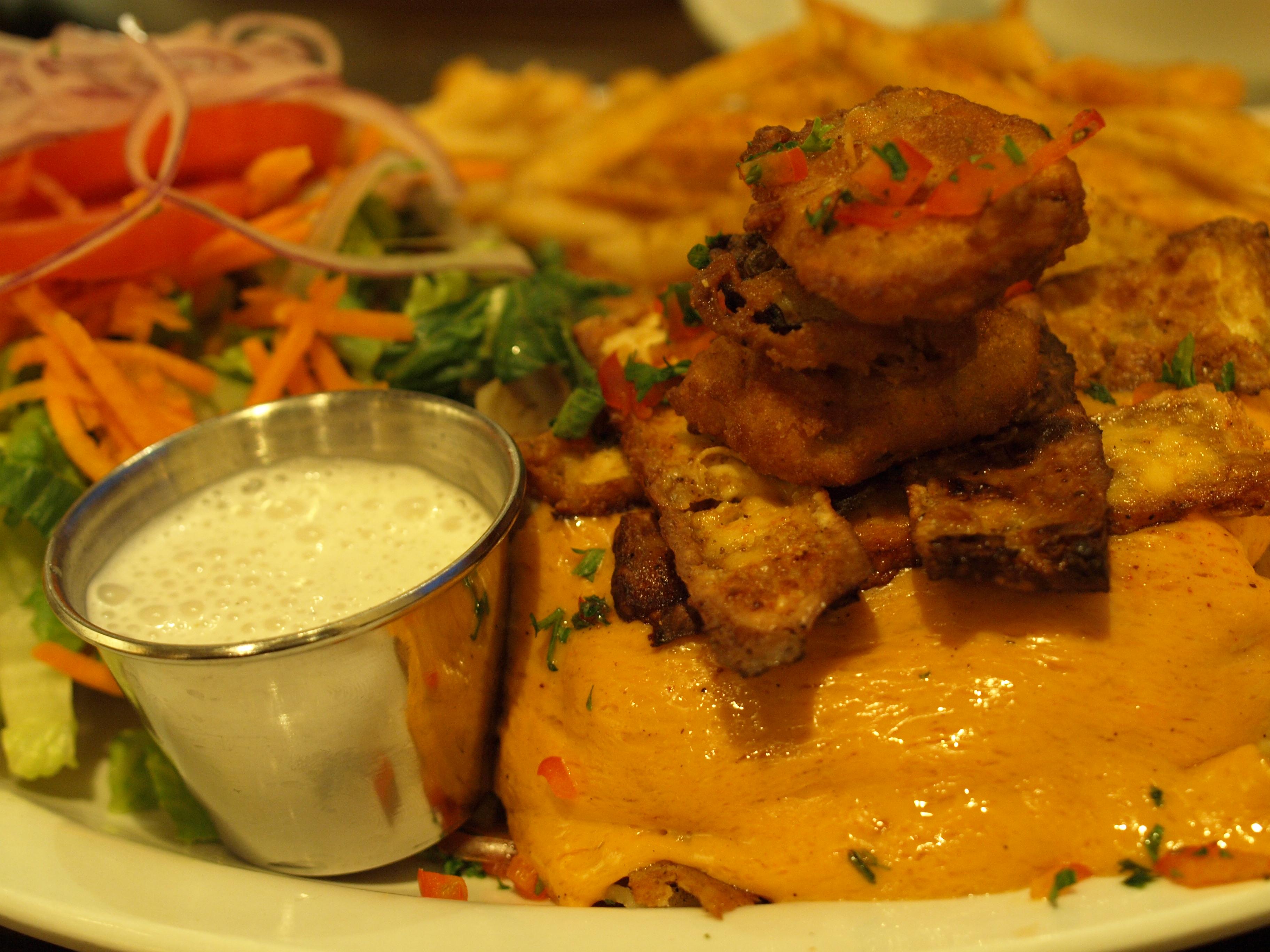 Native Foods Chicken Run Ranch Burger Recipe
